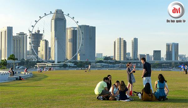 Sinh hoạt phí Singapore