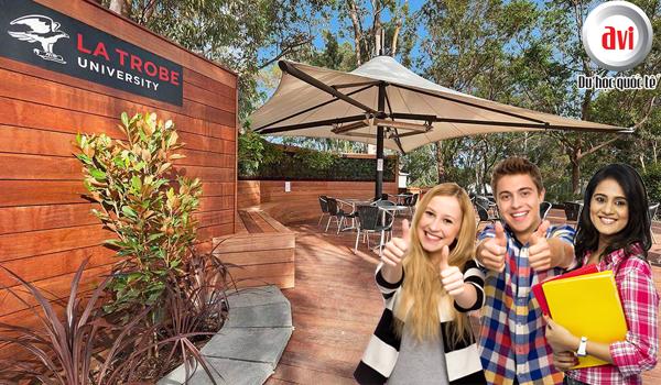 La Trobe có 8 cơ sở tại nước Úc