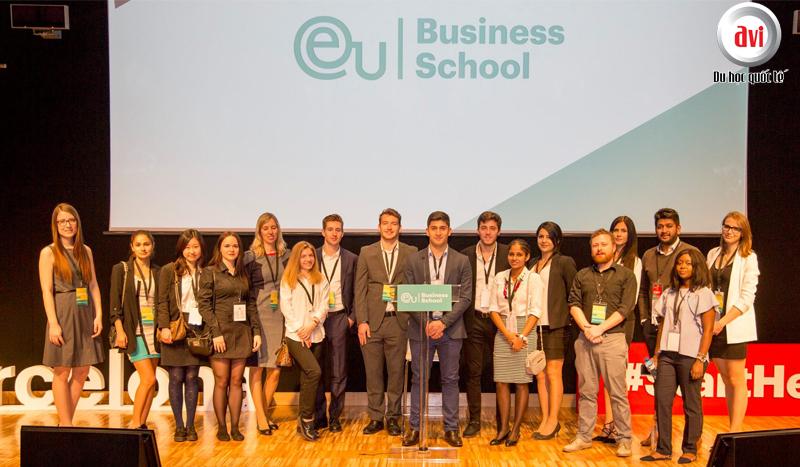 Cơ hội chuyển tiếp tại đại học EU Business School