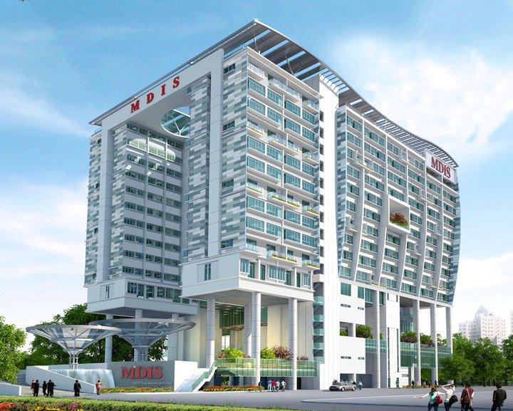 Cơ sở vật chất Học viện MDIS, Singapore