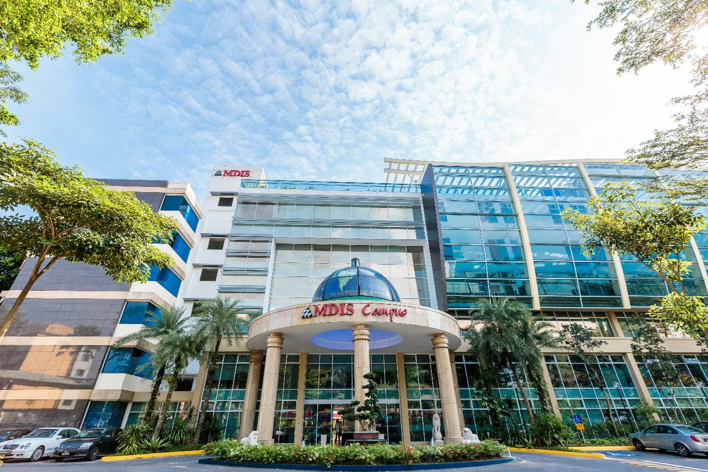 Học viện MDIS - Học viện Phát triển Quản lý Singapore