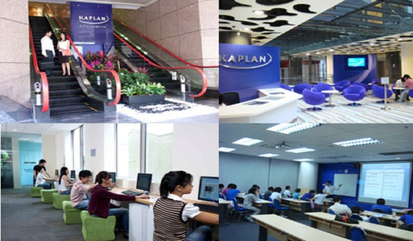 cơ sở vật chất trường Kaplan Singapore