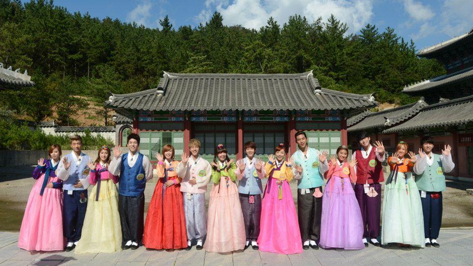 con người Hàn Quốc