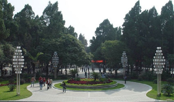 đại học Quế Lâm - Trung Quốc