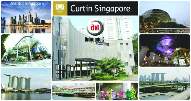 Học bổng học viện Curtin, Singapore