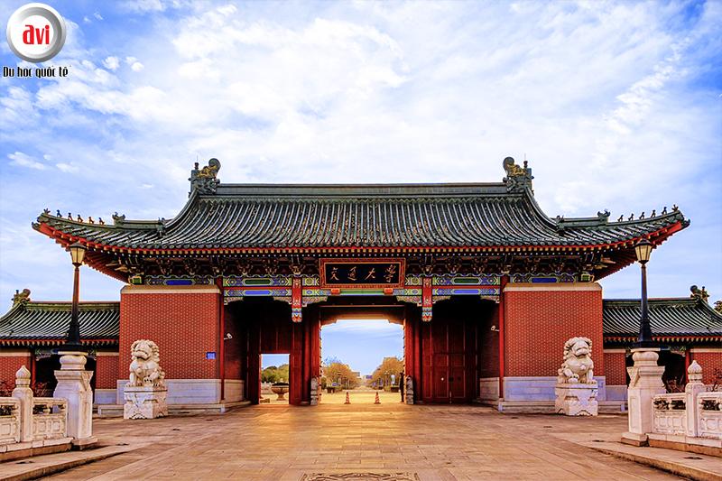 Đại học Giao thông Thượng Hải cơ sở Minhang, Trung Quốc
