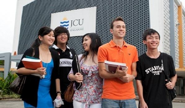 Đại học Jjame Cook Singapore