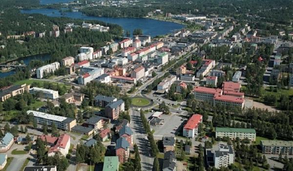 Trường Đại học Kajaani, Phần lan