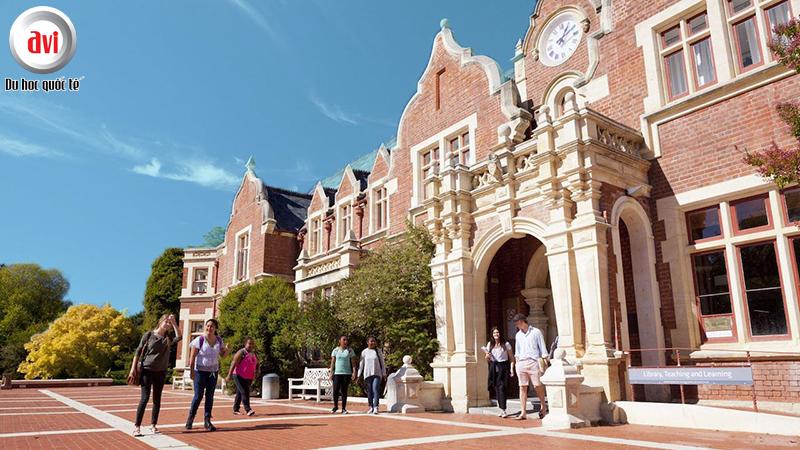 Đại học Lincoln, Christchurch, New Zealand