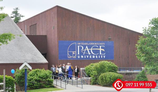 Đại học Pace University, Mỹ