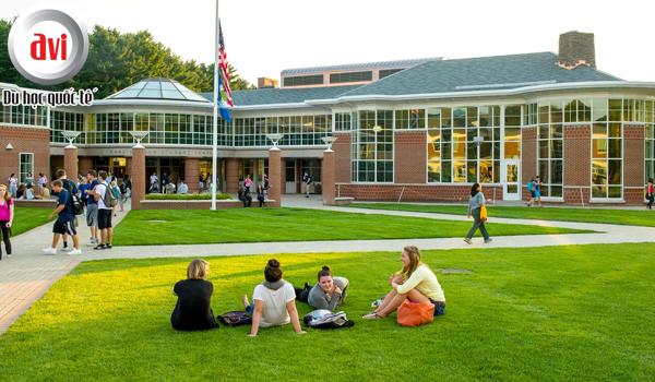 Đại học Quinnipiac Hamden, Connecticut, Mỹ