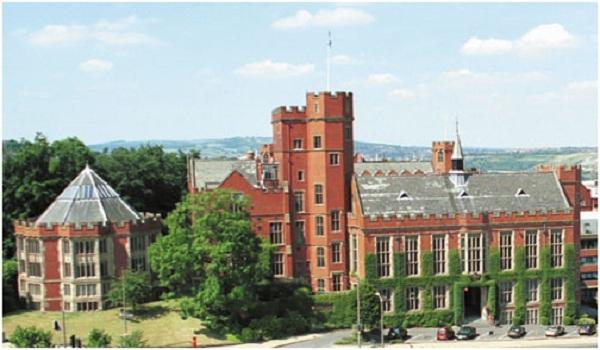 đại học sheffield
