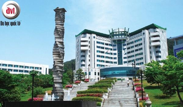 Trường đại học Tongmyong, Hàn Quốc