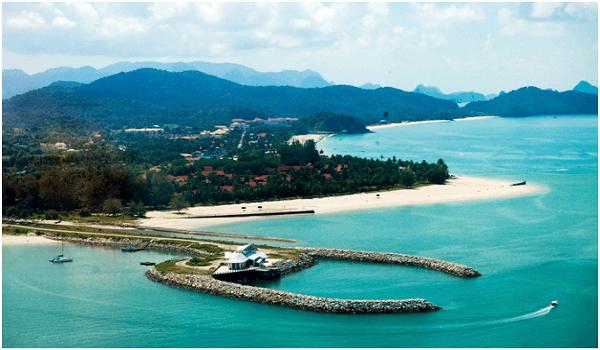 Đảo Langwaki Malaysia