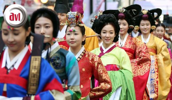 đất nước - con người Hàn Quốc