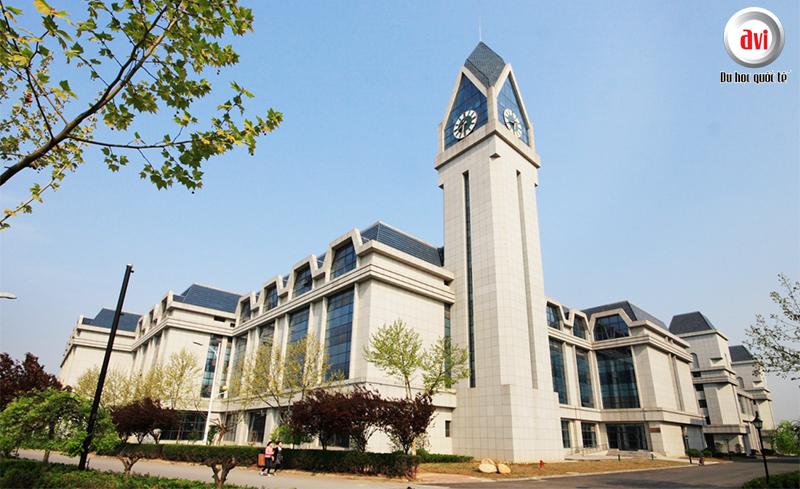 Đại học Thông tin và Công trình Nam Kinh, Trung Quốc