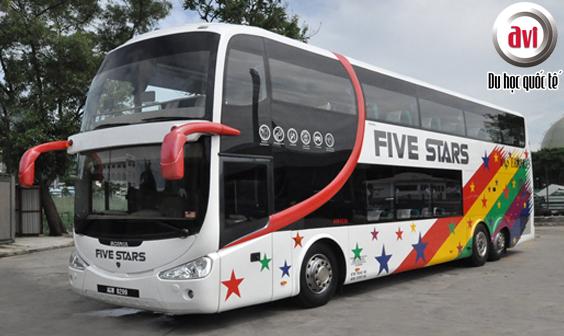 Hệ thống xe bus tiện lợi với chi phí hợp lý