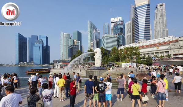 Ưu đãi du học Singapore