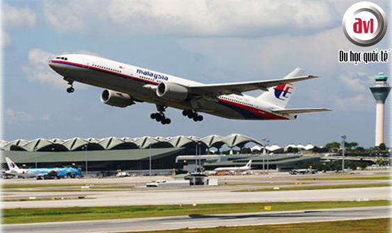 Đi lại tại Malaysia bằng đường hàng không