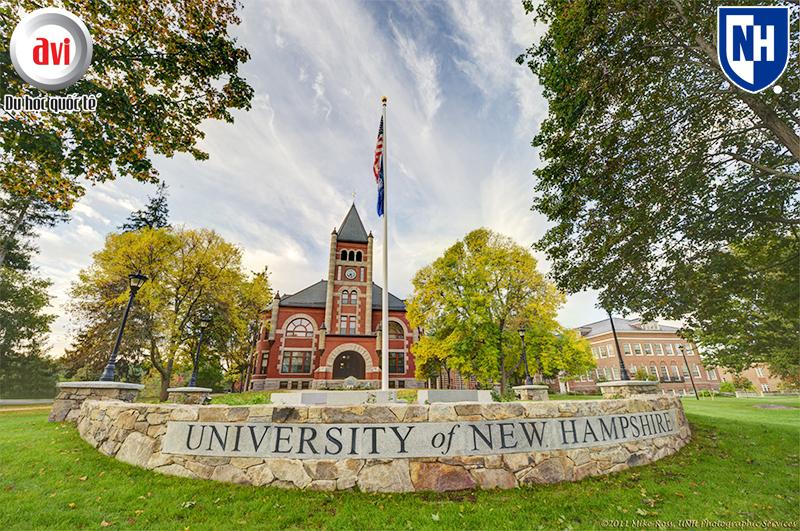 Những điểm nổi bật của Đại học New Hampshire