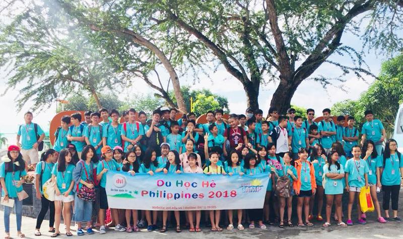 Du học hè Philippines 2019 cùng Nhật Anh – AVI