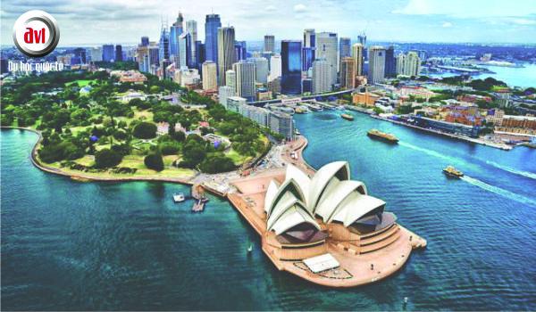 Ưu đãi du học Úc