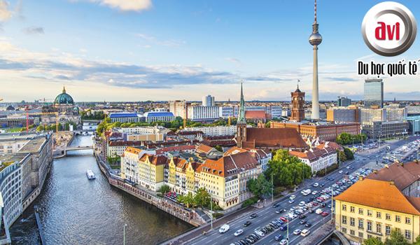 Du học trường công lập tại Đức