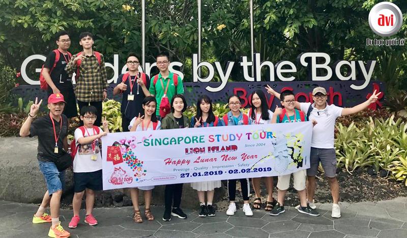 Du học hè Singapore 2019 An toàn, chất lượng