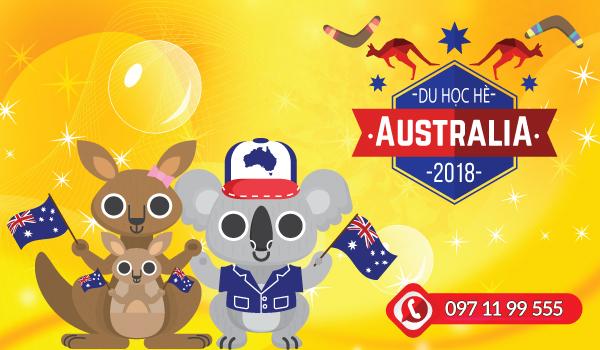 Chương trình du học hè Úc 2018 2 thành phố Melbourne & Sydney