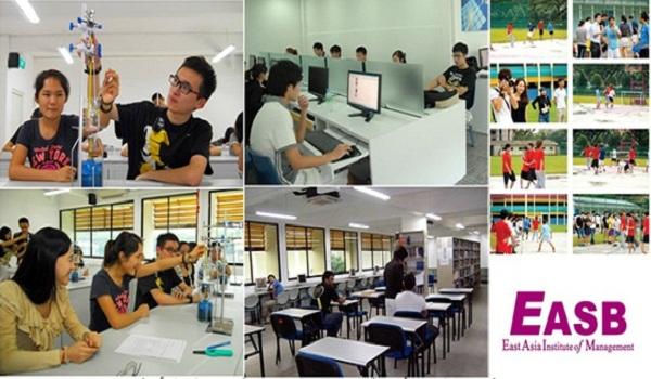 du học singapore easb