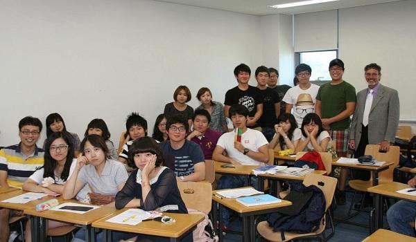 du học sinh tại Hàn Quốc