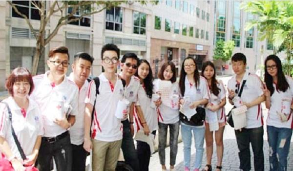 Du học sinh tại nanyang
