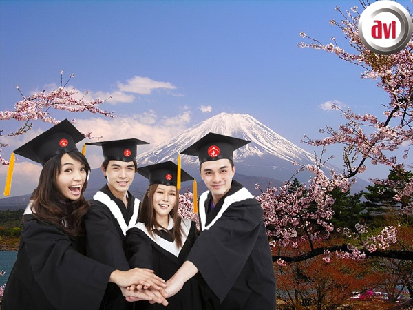 du học sinh tại Nhật Bản