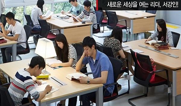 sinh viên Đại học Tomyong, Hàn Quốc