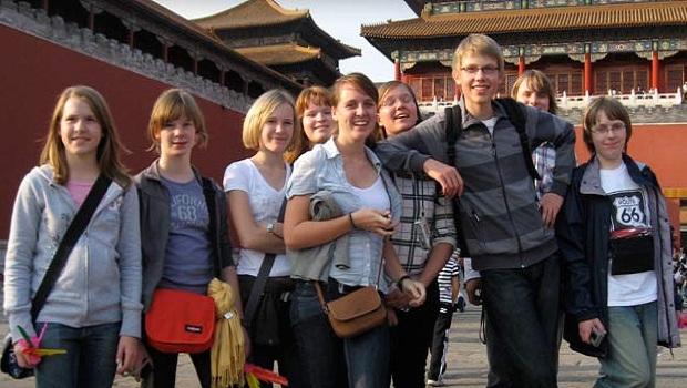 sinh viên quốc tế tại trung quốc