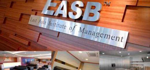 Học viện EASB ( East Asia Institute of Management) – Singapore