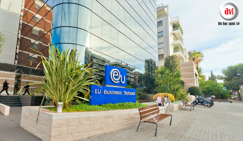 Đại học kinh doanh Châu Âu cơ sở Barcelona, Tây Ban Nha