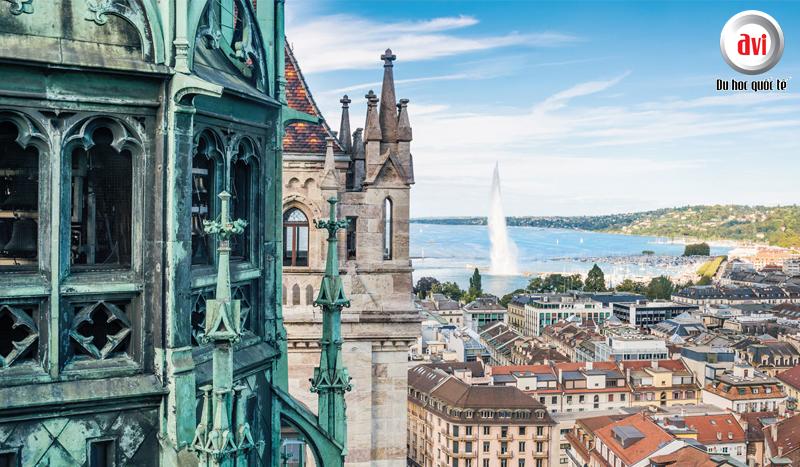 Đại học kinh doanh Châu Âu tại Thụy Sĩ