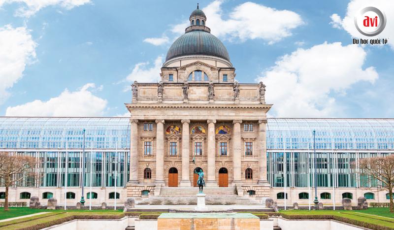 Đại học kinh doanh Châu Âu cơ sở Munich, Đức