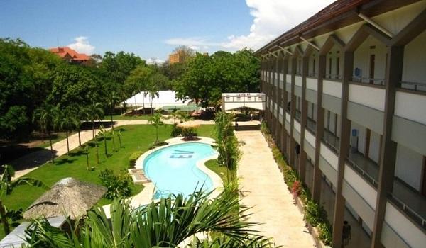 khuôn viên trường ev philippines