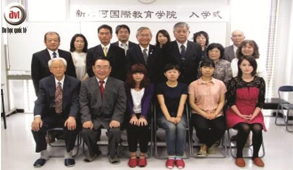 giáo viên học viện shinshirakawa