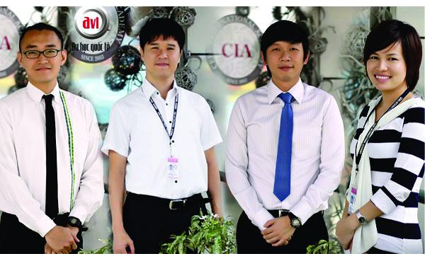 Giáo viên trường anh ngữ CIA