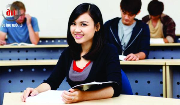 sinh viên học tại nhật bản