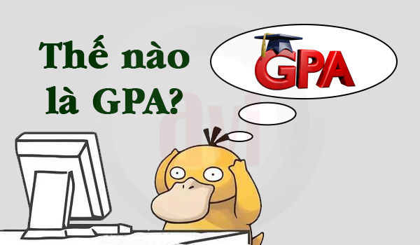 điểm GPA là gì