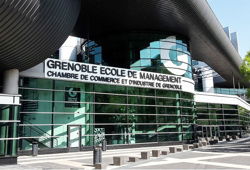 Grenoble de Management France