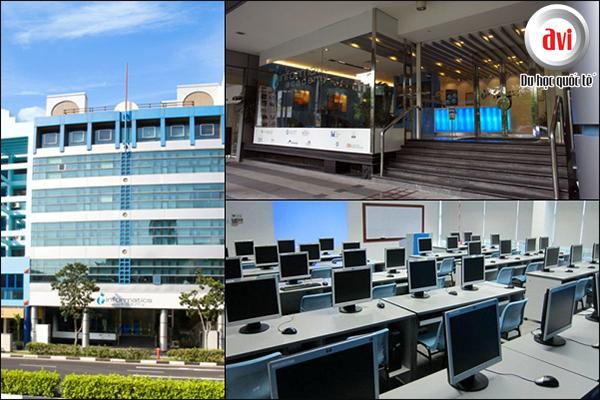 Học viện Informatic(Informatic Academy), Singapore