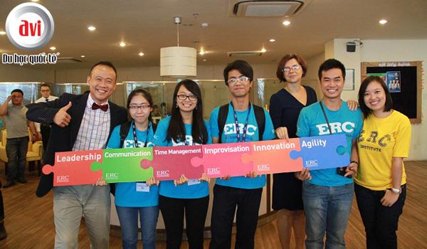 Hoạt động ERC dành cho sinh viên đa dạng