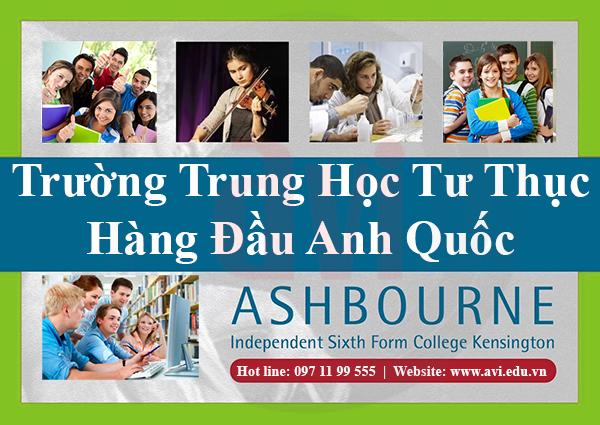 Ashbourne College là trường trung học tư thục hàng đầu vương quốc Anh