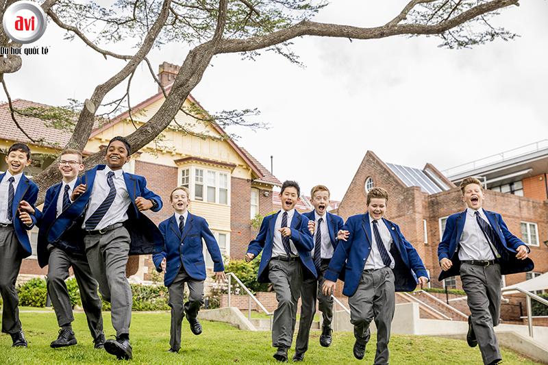 Học bổng hấp dẫn lên tới 100% Macquarie Grammar school