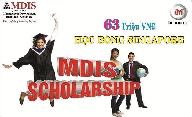 học bổng MDIS